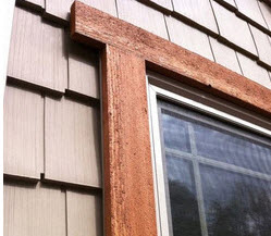 5 types of exterior trim for your home gilb sons - What type of wood for exterior trim ...